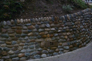 Cobble Wall